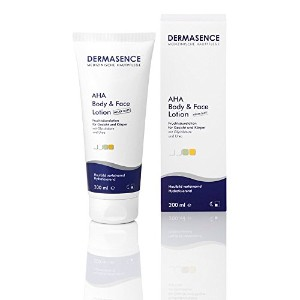 DERMASENCE AHA Body and Face Lotion by P&M Cosmetics GmbH & Co. KG