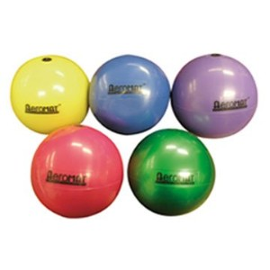 Soft Weight Ball (Green - 2 lbs.) by Aeromat