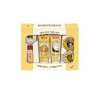 Buts Bees Tips And Toes Kit バーツビー 手・足・リップ ケアセット6点