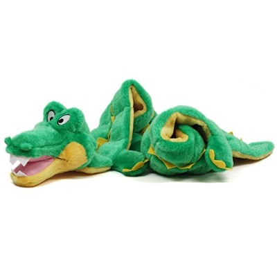 Outward Hound Kyjen Squeaker Matz Squeaker Plush Squeak Toy Flappy Dog Toys [並行輸入品]