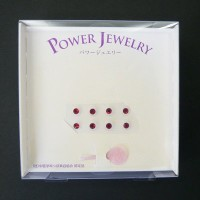 POWER JEWELRY (8, ルビー)