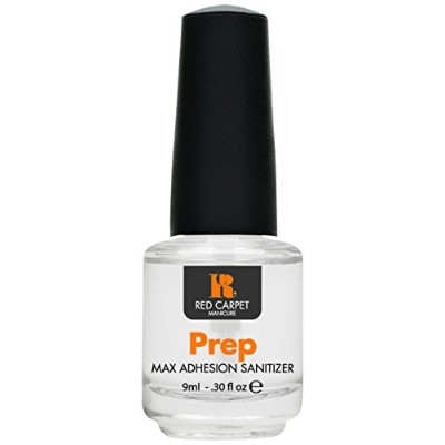 Red Carpet Manicure - Nail Treatments - Prep Max Adhesion Sanitizer - 0.3oz/9ml