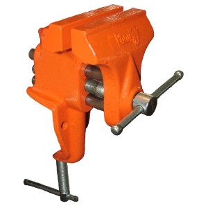 Adjustable Clamp 2-.50in. Light-Duty Clamp-On Vise 13025