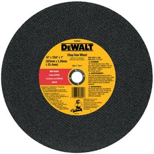 "Black & Decker/DWLTDW8002Abrasive Cut-Off Blade-14"" CUTOFF BLADE (並行輸入品)"