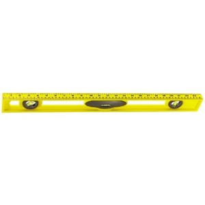 "Stanley42-468ABS Plastic Level-24"" PLASTIC LEVEL (並行輸入品)"