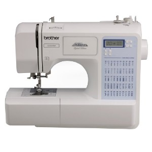 Brother Project Runway CS5055PRW Electric Sewing Machine - 50 Built-In Stitches - Automatic...