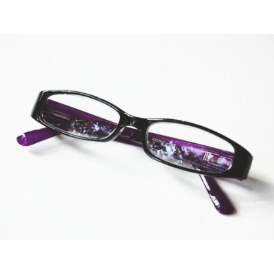 老眼鏡 【S95560PL】READING GLASSES PURPLE 3.0