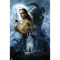 Disney The Beauty and the Beast Poster - One Sheet Promo (61cm x 91,5cm)