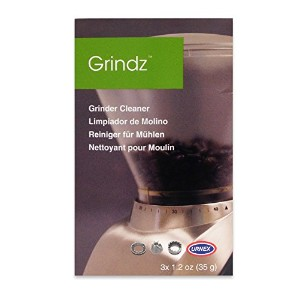 Grindz Tablets, 3 Single Use Coffee Grinder Cleaner Tablets by Urnex
