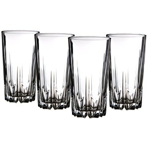 Home Essentials Premier set of 4 15 Oz Glasses