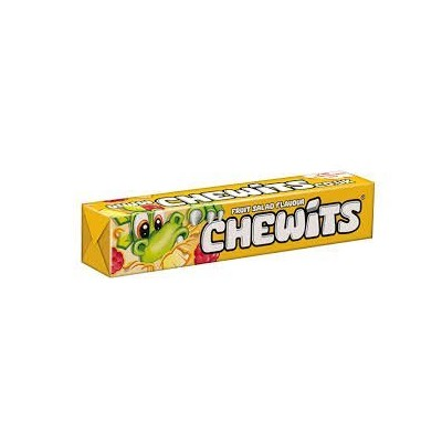 Chewits Fruit Salad (single Pack Of 6) チューイッツ フルーツサラダ x 6