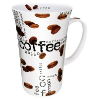 Konitz Coffee Collage 19-Ounce Mega Mug by Konitz