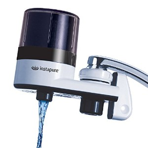 Instapure Waterpik INSTAPURE-F2-WHITE Faucet Filter System - F2BWT3P-1ES - White