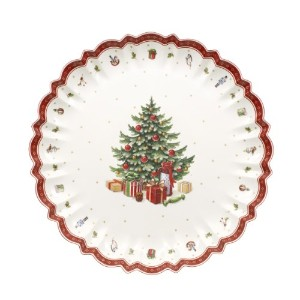 Toy 's Delight Serving Platter by Villeroy & Boch – Perfect for Christmas Cookie and Holiday Treats...