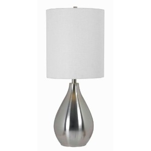 Kenroy Home 32156BS Droplet Table Lamp by Kenroy Home