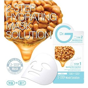 Dr.G Gowoonsesang 2-STEP Mask Solution, Hydrating Filler Ample Mask