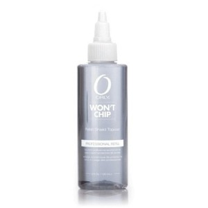 Orly Nail Treatments - Won't Chip Top Coat - 4oz / 118ml