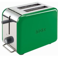 DeLonghi Kmix 2-Slice Toaster, Green by DeLonghi