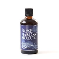 Rose Damask Absolute Oil Dilution - 100ml - 3% Jojoba Blend