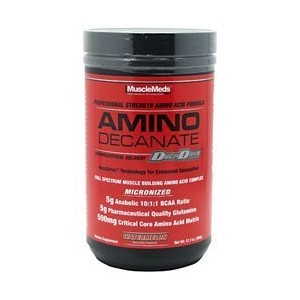 MuscleMeds Amino Decanate Watermelon -- 12.7 oz by MuscleMeds [並行輸入品]