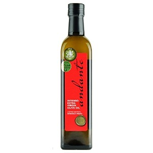 andante INTENSO エクストラバージンオリーブオイル LIMITED EDITION INTENSELY FRUITY 458g(500ml)南アフリカ産