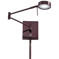 George Kovacs P4308-631 1 Light LED Swing Arm Wall Lamp by Kovacs