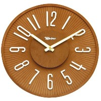 MERCURY Wooden Wall Clock「GRANT」 WCL024WD