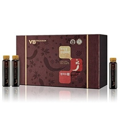 VB Program Yejinseng Ginseng Berry Extract Ampoule 900g (20g*45ea)[並行輸入品]