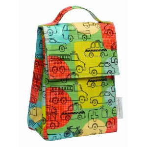 "Sugar Booger ""Lady Bug"" Classic Lunch Sack ランチバッグ カー"