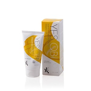 YES OB Vanilla organic plant-oil natural personal lubricant, 80ml by Yes