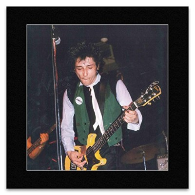 JOHNNY THUNDERS - New York 1978 Matted Mini Poster - 29.7x24cm