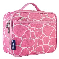 Wildkin Pink Giraffe Lunch Box by Wildkin