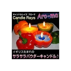 Candle Rays『Aro-ma』セット シナモン 04331