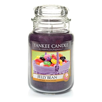 Yankee Candle Large Jar Candle, Jelly Bean by Yankee Candle