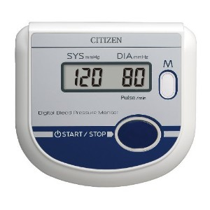 Digital Blood Pressure Monitor by Citizen by Citizen
