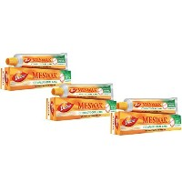 Dabur Meswak Toothpaste Complete Oral Care - 100g (Pack of 3) [並行輸入品]