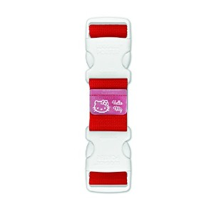 HELLO KITTY BV LUGGAGE PORTER (Red)