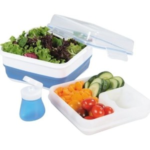 Cool Gear Collapsible Salad To Go Set by Cool Gear