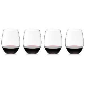 Riedel The O Cabernet Wine Tumbler 3+1 Value Gift Set by Riedel