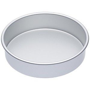 20cm Master Class Silver Anodised Round Sandwich Pan