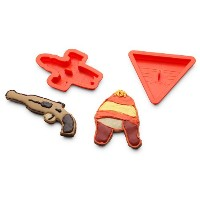 Firefly Cookie Cutters – Set of 4つ – Exclusive