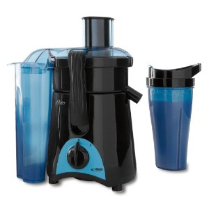 Oster Juice and Blend 2 Go FPSTJE3166-022 Juice Extractor and Personal Blender by Oster