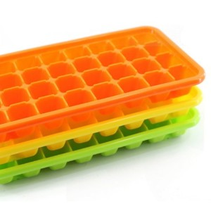 Bio Tank, Ice Tray, Small Ice Cube, 32 Cube X 2 Trays, Easy Release, No Bpa, Most Durable Quality...
