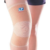 LP Ceramic Knee Support (Unisex; Tan) Small [並行輸入品]
