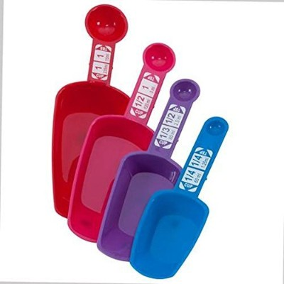 Mainstay 4-Piece Scoop Set by Mainstay
