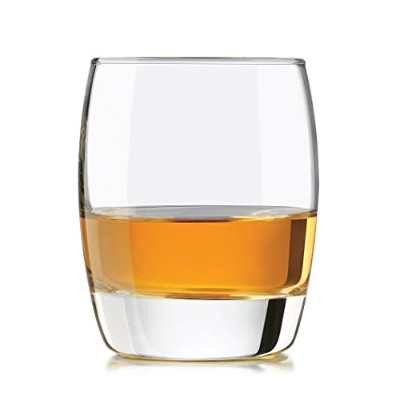 Libbey 2342SRS4 4-Piece Perfect Tequila Glass, 9.5-Ounce, Clear by Libbey