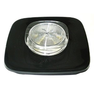 Osterオスター 4903 Black Jar Lid and Center Cap for Oster and Osterizer Blenders オスター蓋 並行輸入品 [並行輸入品]