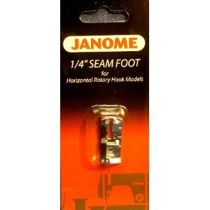 Janome 1/4 inch Sewing Machine Foot by Janome