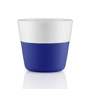 Eva Solo Tumblers, Electric Blue, Set of 2 (Lungo) by eva solo