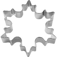 Wilton 3-Piece Snowflake Cookie Cutter Set by Wilton Enterprises